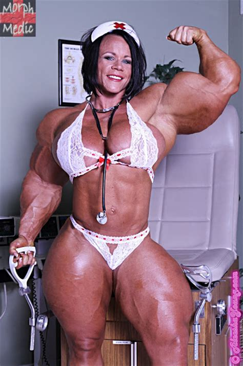 female muscle growth saradas picture 6