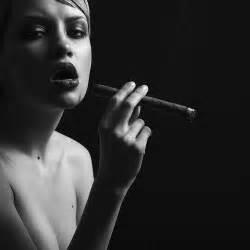 elegant smoking women picture 1