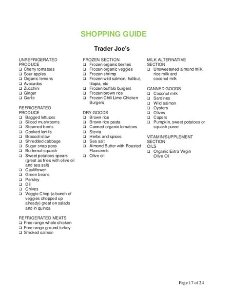arbonne 28 day cleanse guide picture 7