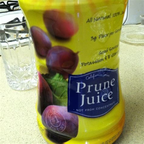 prune juice to cleanse body picture 1