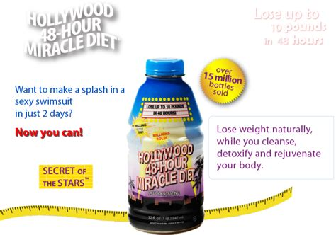 consumer reviews on 48 hr hollywood miracle diet picture 13