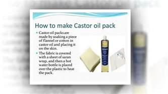 dissolve tumors with castor oil picture 2