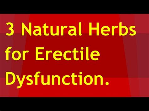 recipes+cures for erectile dysfunction picture 5