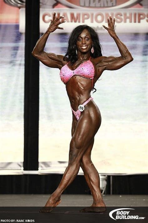 black female muscle 2 picture 6