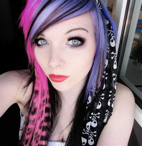 emo girl hair picture 11