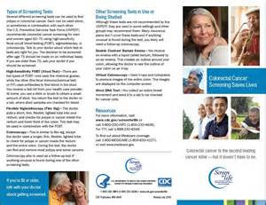 Cdc.gov colon cancer picture 6