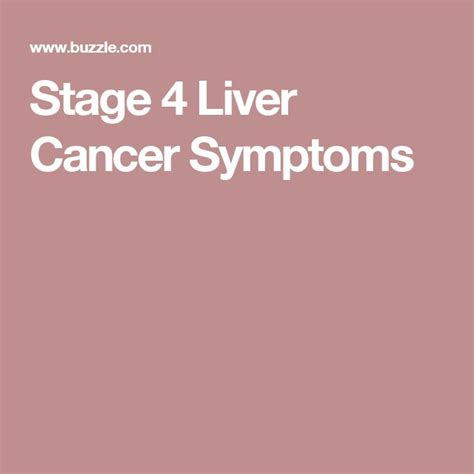 liver cancer stage 4 picture 9