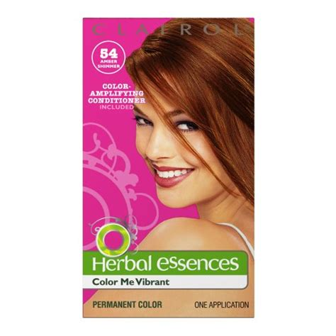 Clairol herbal essences hair color radiant ruby paint picture 11