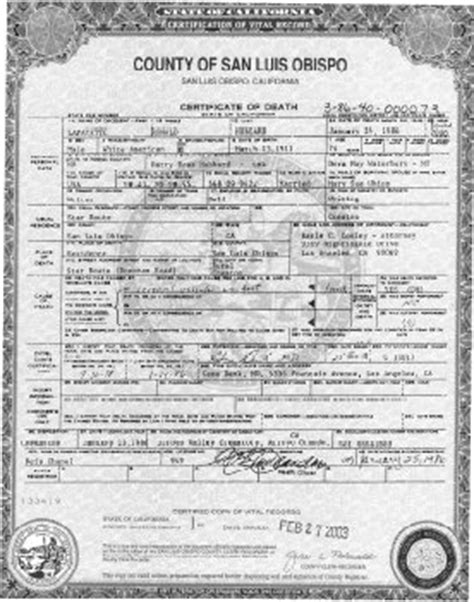 california affidavit of death of joint tenant picture 8
