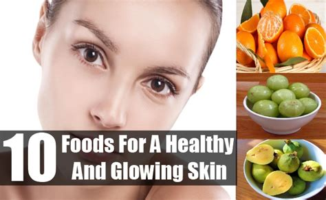 foods for a clear skin picture 17