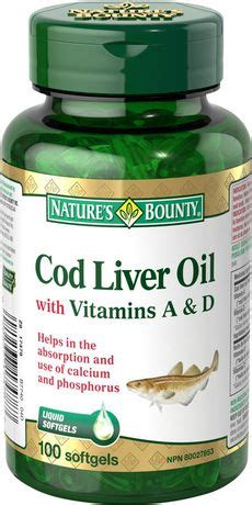 cod liver oil and vitamin k picture 1