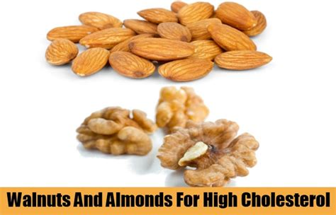 Almonds and cholesterol picture 1