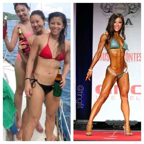bikini weight loss competition picture 10