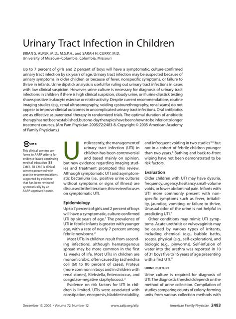 bladder and kidney infections in children picture 6