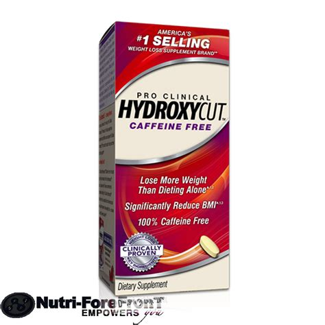 hydroxycut caffeine free reviews picture 2