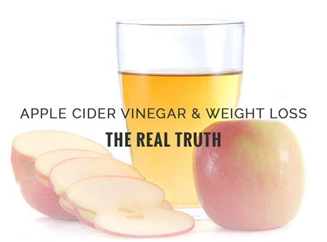 apple cider vinegar and weight loss picture 4
