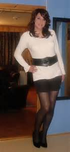 crossdressers with breast implants picture 2