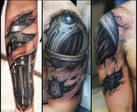 bicep muscle tissue tattoos picture 6