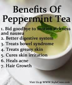 is the peppermint tea good for the colon? picture 3