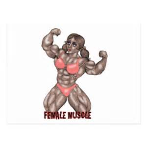 female muscle worship picture 14