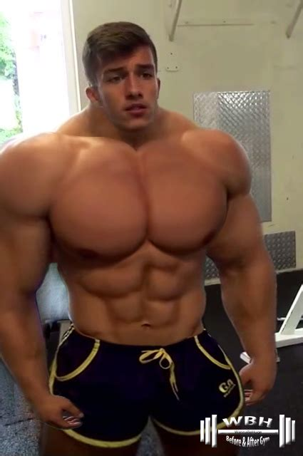 male pecs morphed picture 11