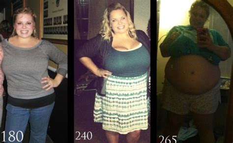 fat woman feeders before and after picture 9
