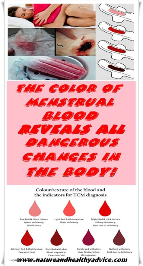 what color does blood change to when getting picture 5