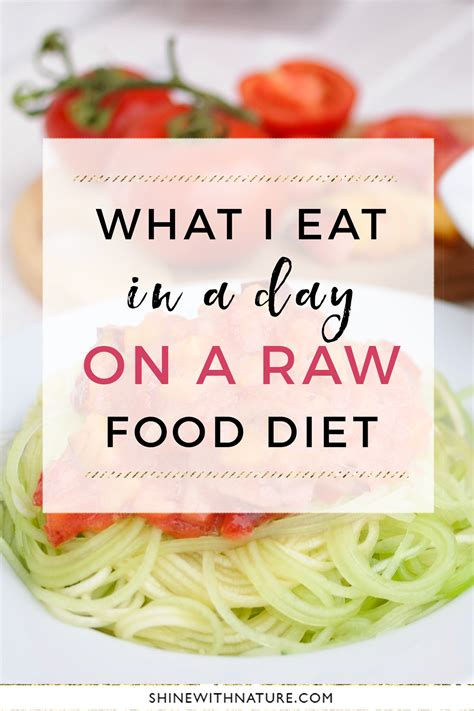 wat to eat on raw food diet picture 2