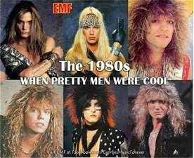 80's big hair bands picture 1