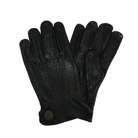 cabela's unlined buffalo skin gloves picture 6