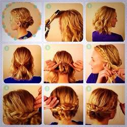 updos for medium hair how to picture 6