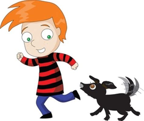 red hair cartoon boys picture 3