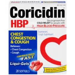 Coricidin high blood pressure picture 2