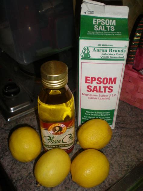 Epsom salts and colon picture 5