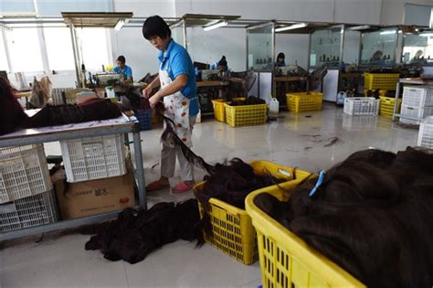 china hair manufactor factory picture 5
