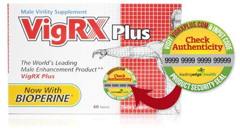 vigrx plus fake pills picture 7
