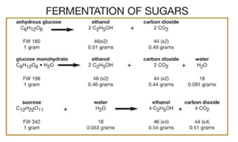 chemical formula for yeast picture 10