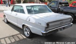 62 chevy novas muscle picture 6