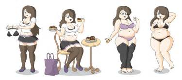 weight gain anime picture 10