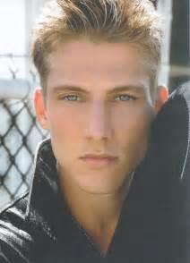 blonde hair model men pictures picture 1