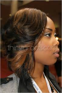 at home black hair style picture 14