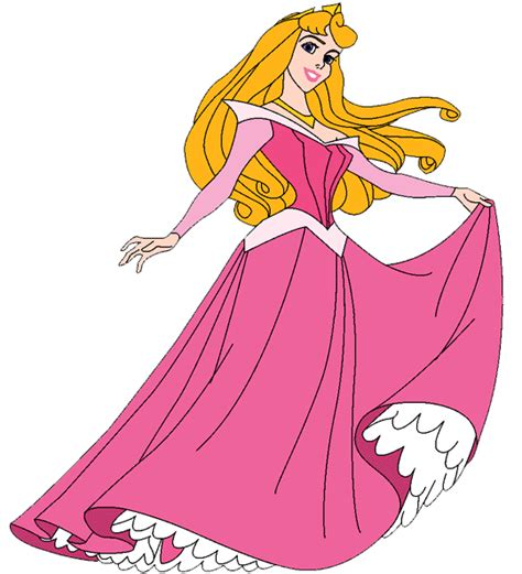free sleeping beauty clip art picture 17