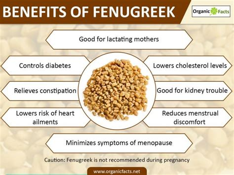 what is fenugreek used for in women picture 1