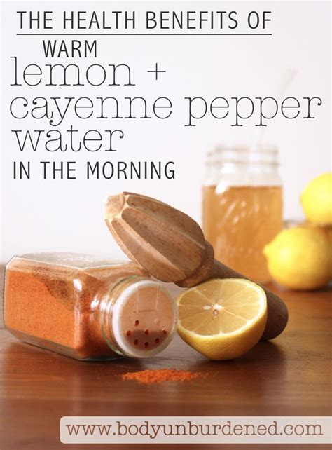 water and cayenne pepper diet mixture picture 8