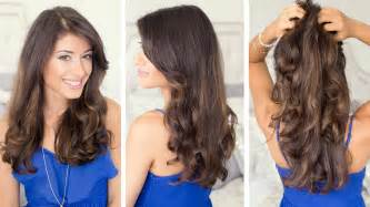how to blowdry long hair picture 6