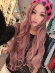 asian hair color picture 15