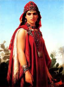 algerie female picture 1