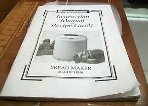 book for breadman deluxe rapid bread maker - tr555lc picture 7
