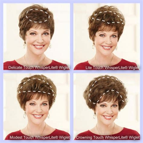 female hair pieces for thinning hair picture 9