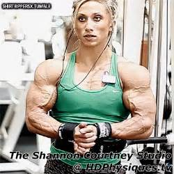 monster muscle women in wrestling picture 9